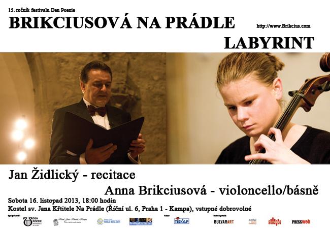 http://www.Brikcius.com - Anna Brikciusová: česká violoncelli