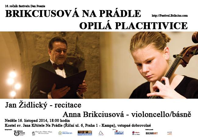 http://Festival.Brikcius.com - Anna Brikciusová: česká violon