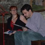 Radana Šatánková a Jan Pellar