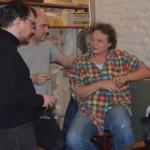 Erik Lukavský, kterému patří přední poděkování za letitou podporu Totemu od Fra
