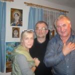 Manželé  Wachovi + V. Stibor