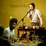 Mezinárodní večer v Literární kavárně Řetězová