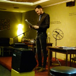 Literární večer Jaromíra Typlta v Galerii Hollar