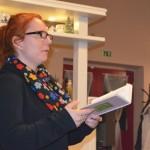 Výstava poezie a ilustrací V okně