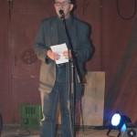 Autorské čtení povídek a čínské verše v Jindřišské věži