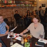 19.11.2014 17:00h Poetické fórum Studentské Thálie