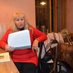 Básnířka města Prahy – Sylva Fischerová