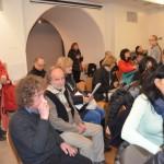 Vzhůru nohama – představení sbírky poezie spojené s autorským čtením