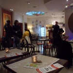 Mezinárodní večer Dne poezie v kavárně Fra