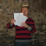 1.11.- 30.11.2014 Černobílá poezie