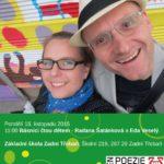14.11.2018 Ústí n.Labem: Nebát se a psát pravdu aneb Nepohodlní autoři