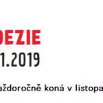 18.11.2019 Praha: Otevřete oči a nasyťte duši, 30 let svobody